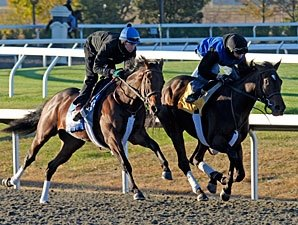 J. B.'s Thunder Tunes Up for BC Juvenile