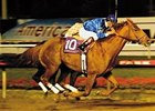 "Somethinaboutlaura winning the 2007 A Gleam Invitational (gr. II) at Hollywood Park.<br><a target=""blank"" href=""http://www.bloodhorse.com/horse-racing/photo-store?ref=http%3A%2F%2Fpictopia.com%2Fperl%2Fgal%3Fprovider_id%3D368%26ptp_photo_id%3D1673103%26ref%3Dstory"">Order This Photo</a>"