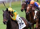 "Never Retreat won the Jenny Wiley Stakes at Keeneland in April.<br><a target=""blank"" href=""http://www.bloodhorse.com/horse-racing/photo-store?ref=http%3A%2F%2Fpictopia.com%2Fperl%2Fgal%3Fprovider_id%3D368%26ptp_photo_id%3D9493585%26ref%3Dstory"">Order This Photo</a>"
