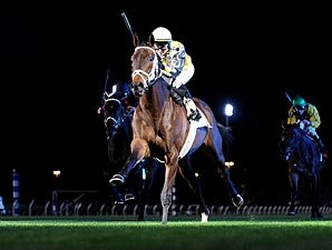 Papaw Bodie Surges to Connally Turf Cup Win