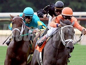 Do Dat Blues wins the 2010 Princess Stakes.