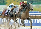 Midnight Lute winning the 2007 BC Sprint