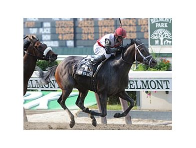 "Hour Glass gets up late to take the Vagrancy at Belmont.<br><a target=""blank"" href=""http://www.bloodhorse.com/horse-racing/photo-store?ref=http%3A%2F%2Fpictopia.com%2Fperl%2Fgal%3Fprovider_id%3D368%26ptp_photo_id%3D9021950%26ref%3Dstory"">Order This Photo</a>"