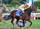 "Rachel Alexandra holds off Macho Again for an historic victory in the Woodward. <br><a target=""blank"" href=""http://www.bloodhorse.com/horse-racing/photo-store?ref=http%3A%2F%2Fpictopia.com%2Fperl%2Fgal%3Fprovider_id%3D368%26ptp_photo_id%3D8459488%26ref%3Dstory"">Order This Photo</a>"
