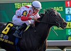 "Sum of the Parts and Julien Leparoux cannot be caught in the Stoll Keenon Ogden Phoenix Stakes.  <br><a target=""blank"" href=""http://photos.bloodhorse.com/AtTheRaces-1/at-the-races-2012/22274956_jFd5jM#!i=2130896330&k=gSwJ8M7"">Order This Photo</a>"