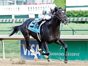 Bold Start wins the 2009 Aristides