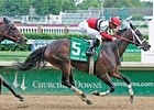 Dubai Majesty Seeks Repeat in Winning Colors