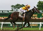 Rachel Alexandra earned more than $3.5 million.