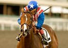 "Sharp Cat winner May Day Rose is the probable favorite for the Santa Ysabel Stakes.<br><a target=""blank"" href=""http://www.bloodhorse.com/horse-racing/photo-store?ref=http%3A%2F%2Fpictopia.com%2Fperl%2Fgal%3Fprovider_id%3D368%26ptp_photo_id%3D9358343%26ref%3Dstory"">Order This Photo</a>"