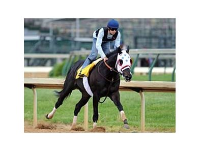 I Want Revenge at Churchill Downs on April 28.