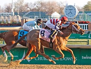 Wide Open Field of Fillies for Arlington Oaks