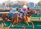 Seaneen Girl won the 2012 Golden Rod Stakes.