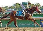 Pure Clan captured the Golden Rod Stakes (gr. II) at Churchill Downs last November.