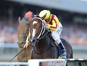 Jackson Reaffirms No Breeders' Cup for Rachel