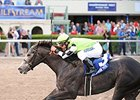 Bluegrass Singer Tops Jersey Shore Stakes