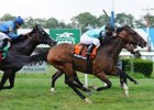 "Right One won the Jaipur Stakes by a nose on July 16.<br><a target=""blank"" href=""http://www.bloodhorse.com/horse-racing/photo-store?ref=http%3A%2F%2Fpictopia.com%2Fperl%2Fgal%3Fprovider_id%3D368%26ptp_photo_id%3D9599561%26ref%3Dstory"">Order This Photo</a>"