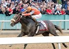 Win Willy pulled off a huge upset in the March 14 Rebel Stakes at Oaklawn Park.