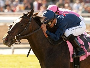Mr. Commons wins the 2012 Arcadia.