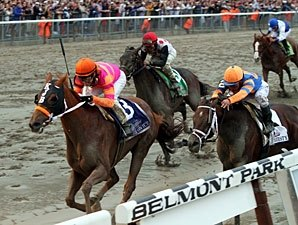 Overnight TV Rating for Belmont Stakes Up 55%