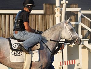 Hansen at Churchill Downs, March 18, 2012.
