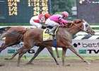 "Blind Luck makes her seasonal debut in the El Encino.<br><a target=""blank"" href=""http://www.bloodhorse.com/horse-racing/photo-store?ref=http%3A%2F%2Fpictopia.com%2Fperl%2Fgal%3Fprovider_id%3D368%26ptp_photo_id%3D9154293%26ref%3Dstory"">Order This Photo</a>"