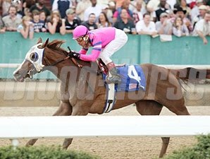 Blind Luck wins the 2010 Fantasy.