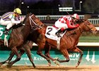 Santiva Shows Stick in Kentucky Jockey Club