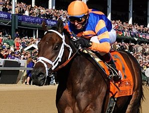 Uncle Mo Might Start in New Gulfstream Race