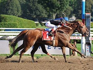 Ginger Punch Prevails in Ensign Thriller