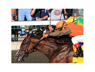 Hoofit won the Stoll Keenon Ogden Phoenix Stakes at Keeneland on Oct 7.