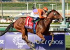 "Beholder leads all the way to win the Breeders' Cup Juvenile Fillies. <br><a target=""blank"" href=""http://photos.bloodhorse.com/BreedersCup/2012-Breeders-Cup/Juvenile-Fillies/26130210_XSj9gp#!i=2191312075&k=XfFwBwR"">Order This Photo</a>"