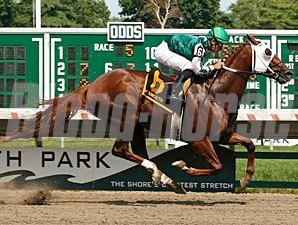 Chipshot wins the 2011 Select Stakes.
