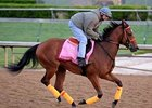 Bsharpsonata drew post 10 for the May 2 Kentucky Oaks (gr. I).