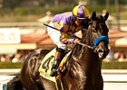 Monument captured the California Cup Juvenile by nearly three lengths Oct. 13.