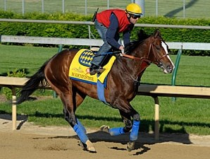 Bodemeister - Churchill Downs 04/27/2012.