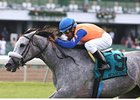 Silver Screamer won the Eatontown Handicap on June 30.