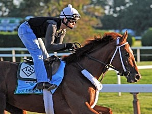 Golden Soul - Belmont Park, June 5, 2013