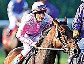 Dar Re Mi and Fankie Dettori