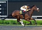 Wise Dan Half Sister Wins Presque Isle Debut