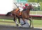 Muppet Man won the Meadowlake Stakes at Arlington Park on Aug. 4.