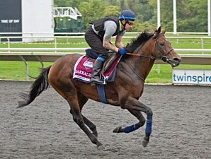 Jakkalberry at Arlington Park.