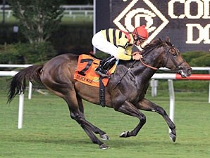 Silver Max wins the 2012 Virginia Derby.
