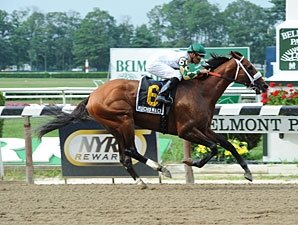 Mucho Macho Man Chases Grade I in Woodward