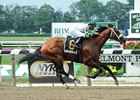 "Mucho Macho Man seeks his first grade I win in the Woodward.<br><a target=""blank"" href=""http://photos.bloodhorse.com/AtTheRaces-1/at-the-races-2012/22274956_jFd5jM#!i=1951071680&k=TLMPR48"">Order This Photo</a>"