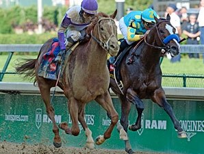 Bodemeister, I'll Have Another Clash Again