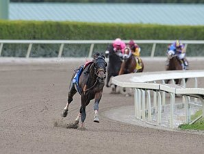 Fort Larned 'Walking Good' After Gate Stumble