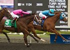 Alpha Bettor Guts Out Eclipse Stakes Victory