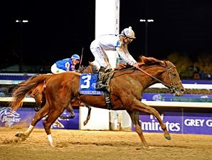 BC Classic Win Voted NTRA Moment of the Year