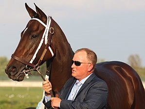 My Miss Aurelia Entered at Belmont Oct. 24
