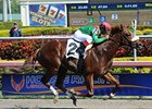 Cerro Lands Rail for Laurel's Native Dancer
